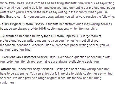 Best Essay Writing Software